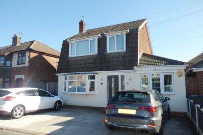 4 Bedrooms Detached House for sale in Berkshire Drive, Woolston, Warrington, Cheshire