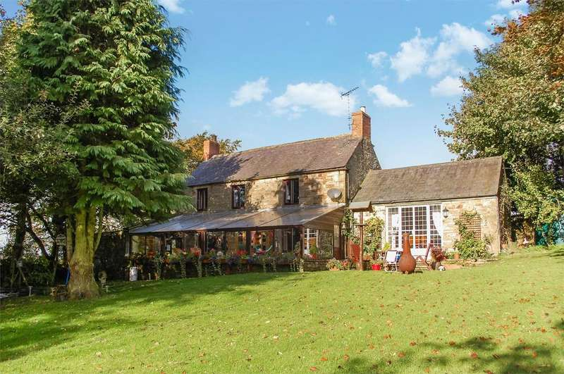 4 Bedrooms Detached House for sale in Melkridge Tilery, Haltwhistle, Northumberland, NE49
