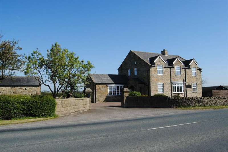 4 Bedrooms Detached House for sale in Atley Hill, South Cowton, Northallerton, North Yorkshire, DL7