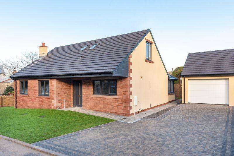 3 Bedrooms Detached Bungalow for sale in 1 Lambert Croft, Bolton, Appleby in Westmorland