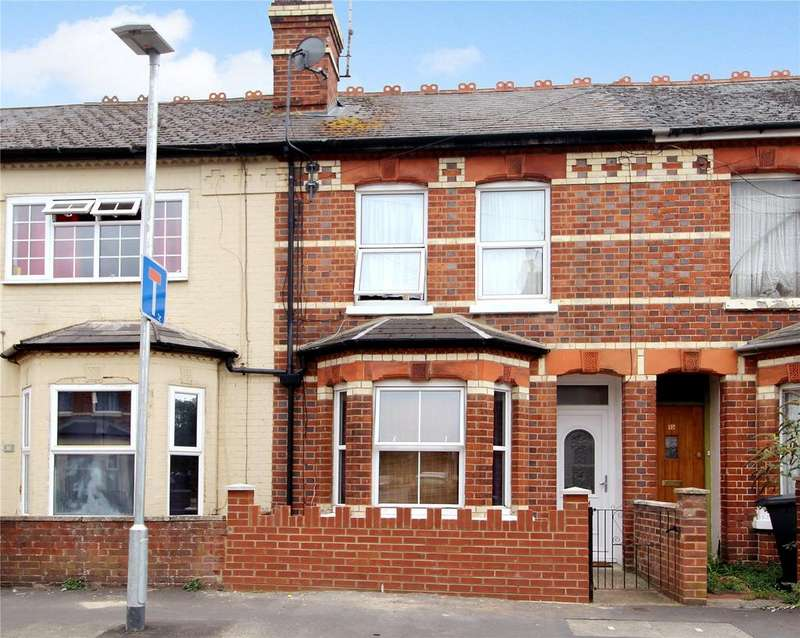 3 Bedrooms Terraced House for sale in Elm Lodge Avenue, Reading, Berkshire, RG30