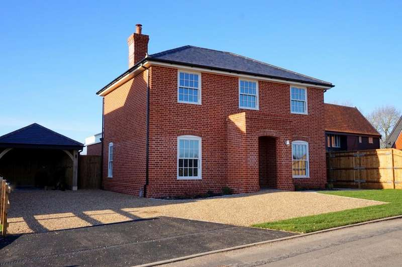 4 Bedrooms Detached House for sale in Duke Street, Hintlesham