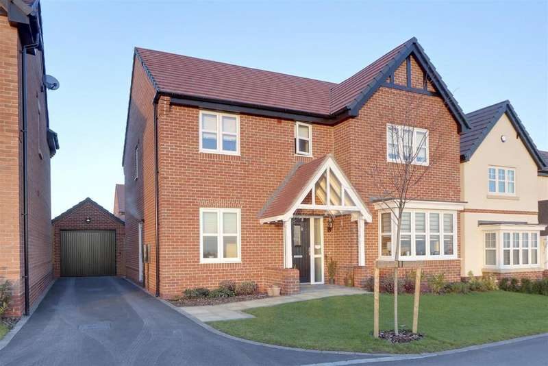 5 Bedrooms Detached House for sale in Spring Lane, Mapperley, Nottinghamshire, NG3 5RQ