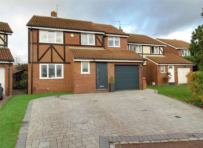 5 Bedrooms Detached House for sale in Merrifield Close, Lower Earley, Reading, Berkshire, RG6
