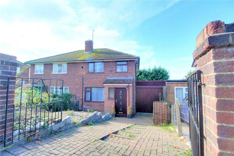2 Bedrooms Semi Detached House for sale in Birdhill Avenue, Reading, Berkshire, RG2