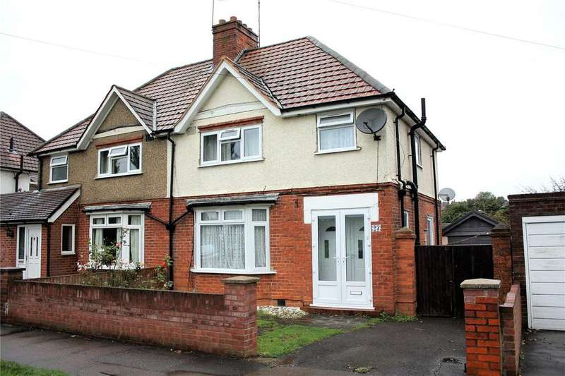 3 Bedrooms Semi Detached House for sale in Holybrook Road, Reading, Berkshire, RG1