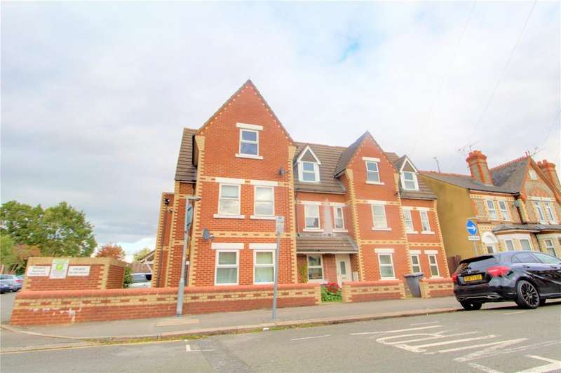 2 Bedrooms Apartment Flat for sale in Jayworth House, 140 Liverpool Road, Reading, Berkshire, RG1