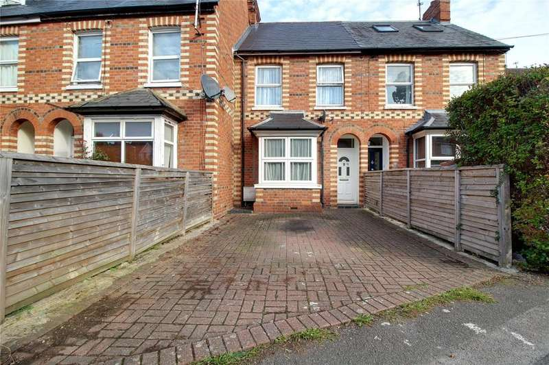 3 Bedrooms Terraced House for sale in St. Peters Road, Reading, Berkshire, RG6