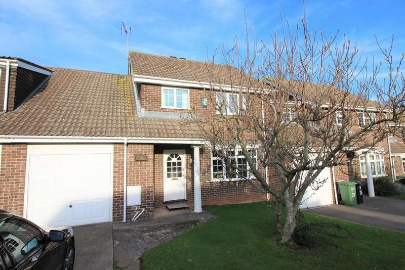 4 Bedrooms Link Detached House for sale in Jubilee Drive, Thornbury, Bristol, BS35 2YQ