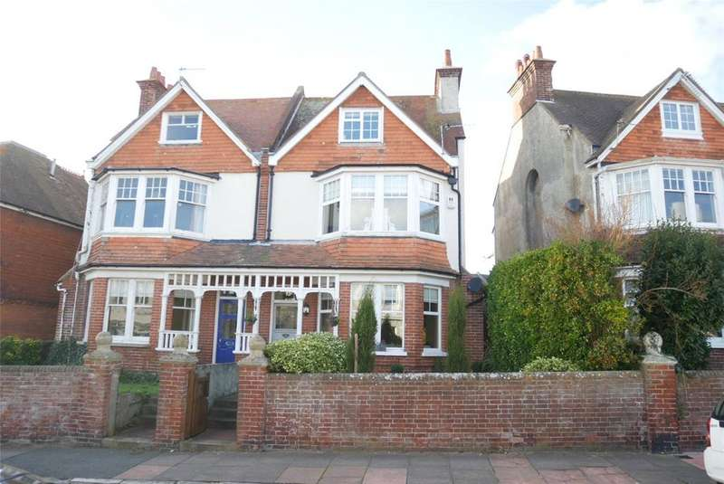 5 Bedrooms Semi Detached House for sale in Hurst Road, Eastbourne, East Sussex, BN21