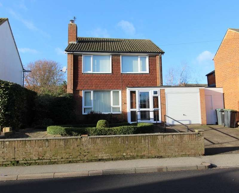 3 Bedrooms Detached House for sale in King Street, Potton SG19