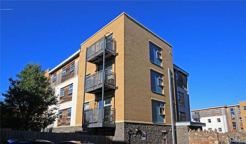 1 Bedroom Apartment Flat for sale in Talavera Close, Old Market, Bristol, BS2