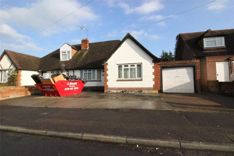 3 Bedrooms Bungalow for sale in Eastcourt Avenue, Earley, Reading, Berkshire, RG6