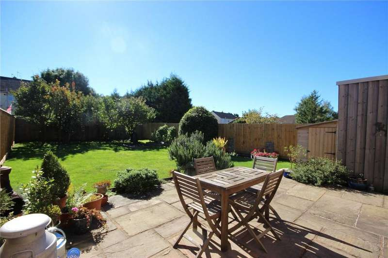 3 Bedrooms End Of Terrace House for sale in Butterfield Close, Manor Farm, Bristol, BS10