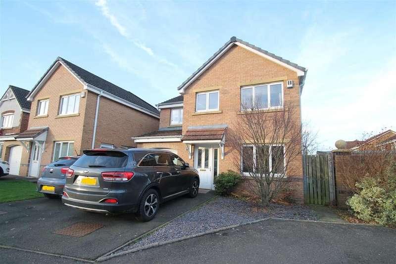 4 Bedrooms Detached House for sale in West Holmes Road, Broxburn