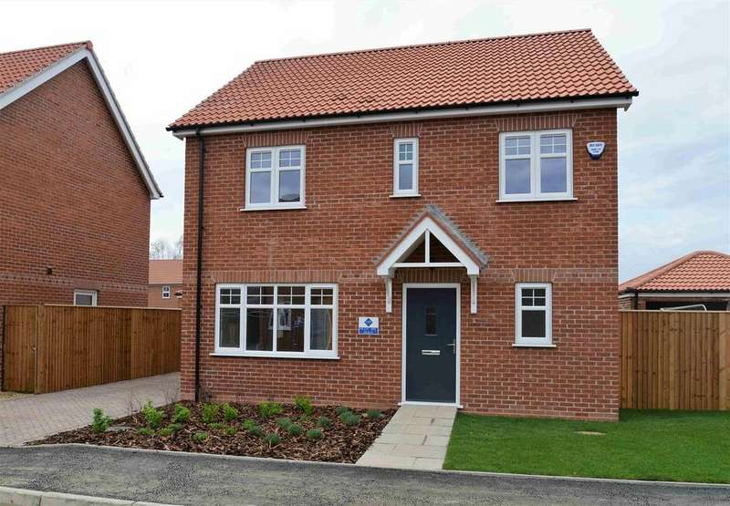 4 Bedrooms Detached House for sale in Plot 231, The Amethyst, Langton Rise, Off Langton Hill, Horncastle