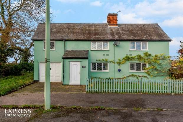 5 Bedrooms Detached House for sale in Old London Road, Copdock, Ipswich, Suffolk