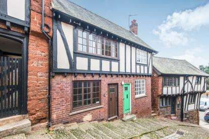 1 Bedroom Terraced House for sale in Exeter, Devon