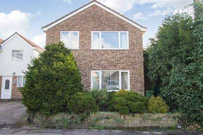 4 Bedrooms Detached House for sale in Brookfield Road, Patchway, Bristol
