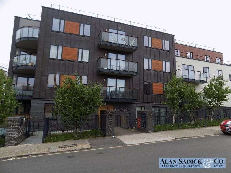 2 Bedrooms Property for sale in The Curve, Victoria Road, London