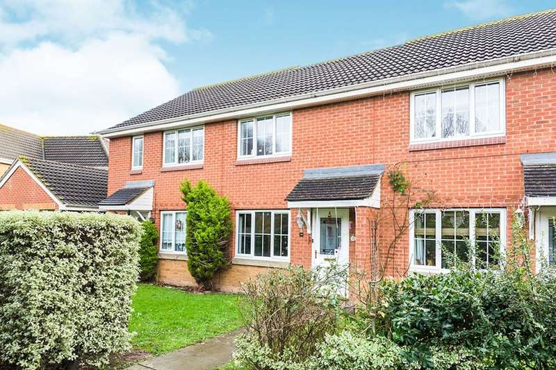 2 Bedrooms Terraced House for sale in Peartree Field, Portishead, Bristol, BS20