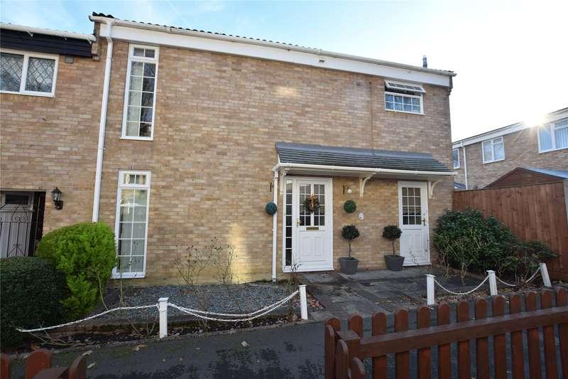 3 Bedrooms End Of Terrace House for sale in Nutley, Bracknell, Berkshire, RG12