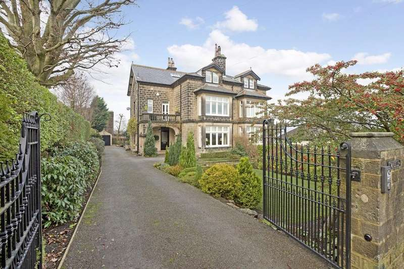 5 Bedrooms Semi Detached House for sale in Wheatley Road, Ilkley
