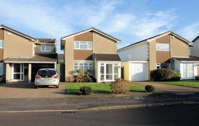4 Bedrooms Property for sale in Broom Farm Close, Nailsea