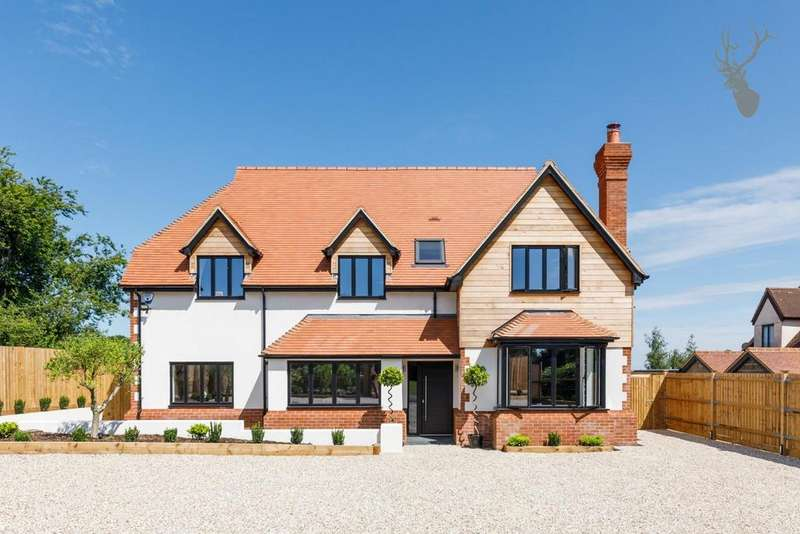 5 Bedrooms House for sale in School Road, Toot Hill, CM5