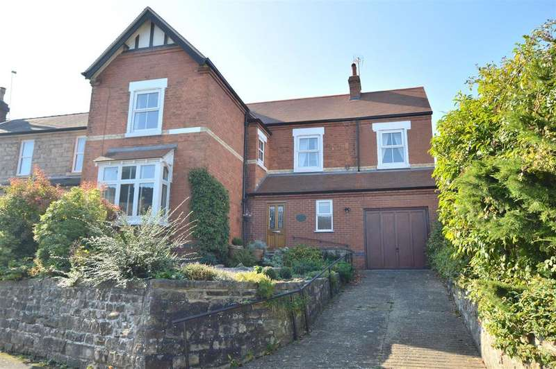 4 Bedrooms Detached House for sale in Peveril Cottage, Vicarage Lane, Duffield