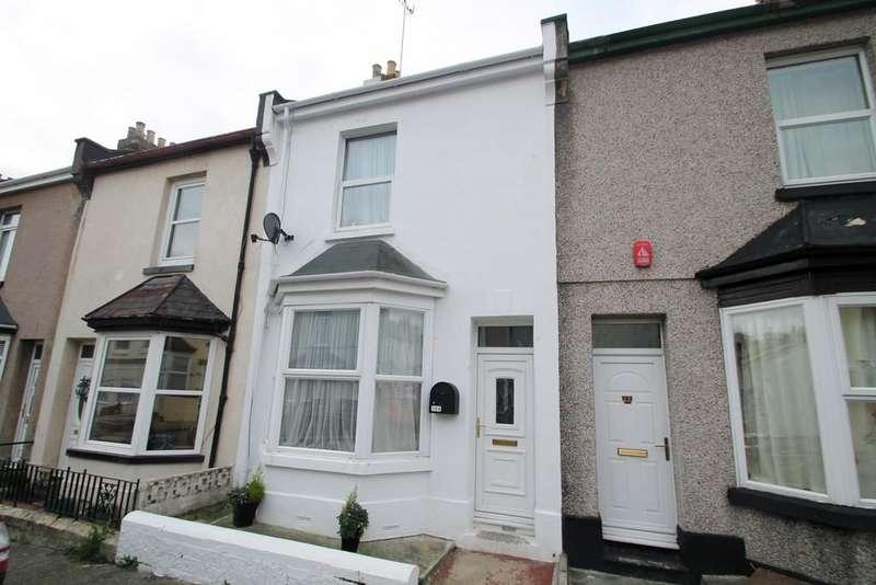 2 Bedrooms Terraced House for sale in Fleet Street, Keyham, Plymouth