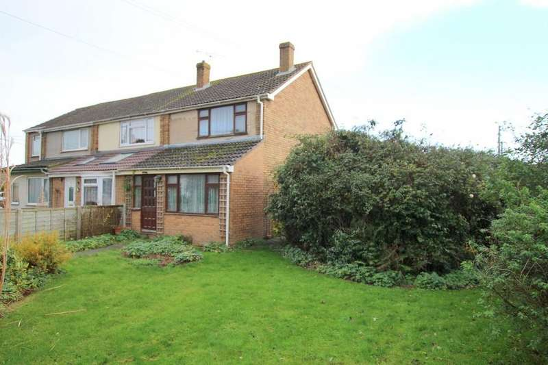 3 Bedrooms Semi Detached House for sale in Requiring updating and modernization