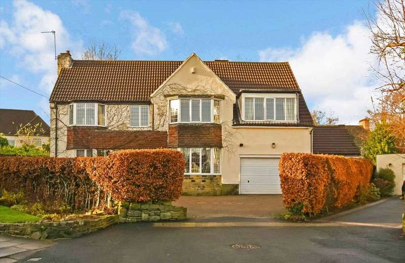 7 Bedrooms Detached House for sale in Shortway, Woodhall, Pudsey