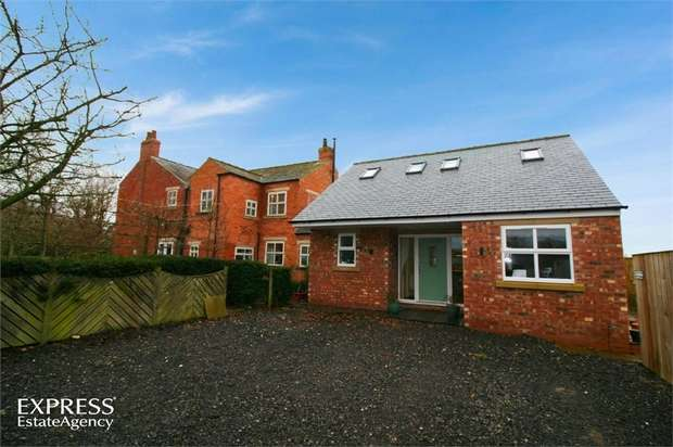 4 Bedrooms Detached House for sale in Holme Road, Spaldington, Goole, East Riding of Yorkshire