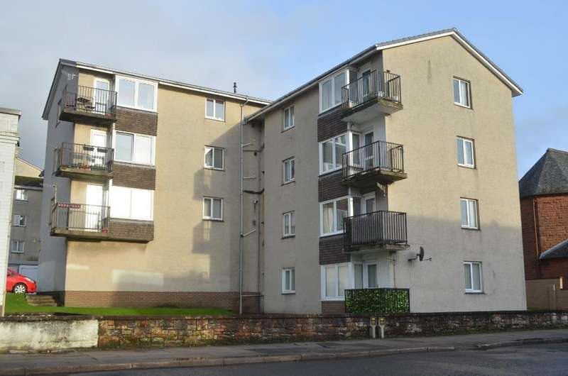 2 Bedrooms Flat for sale in Park Lane, Flat 5, Helensburgh, Argyll Bute, G84 7NT
