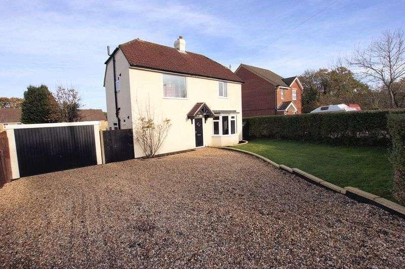 3 Bedrooms Property for sale in Gudge Heath Lane, Fareham