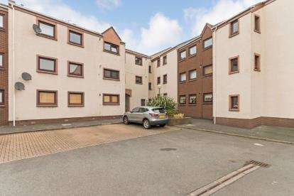 2 Bedrooms Flat for sale in Garden Court, Ayr