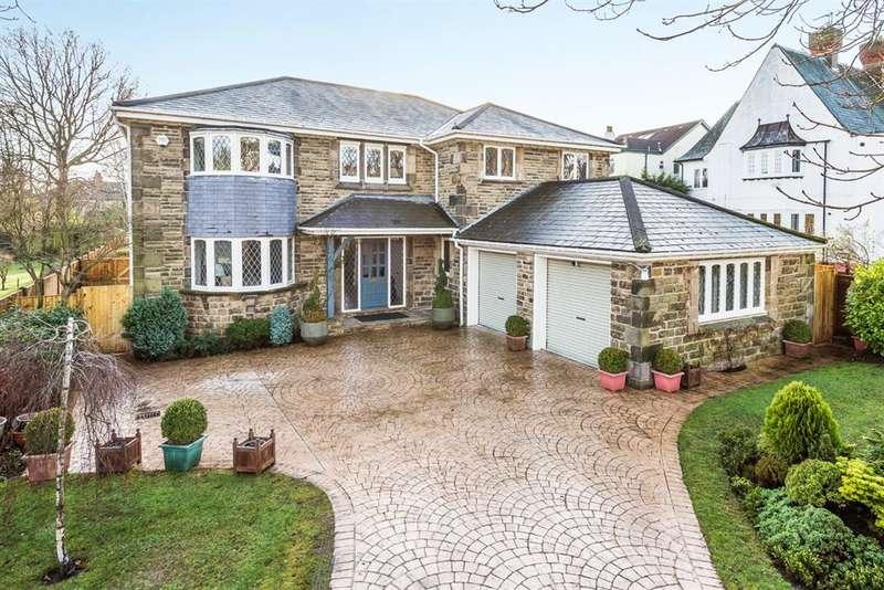4 Bedrooms Detached House for sale in Wheatlands Road, Harrogate, HG2 8BB