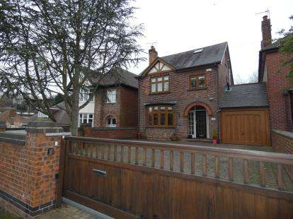 4 Bedrooms Detached House for sale in Howitt Street, Heanor, Derbyshire