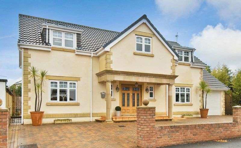 3 Bedrooms Property for sale in Derwen Road, Cardiff