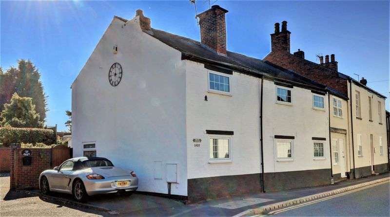3 Bedrooms Property for sale in Melton Road, Rearsby, Leicestershire.