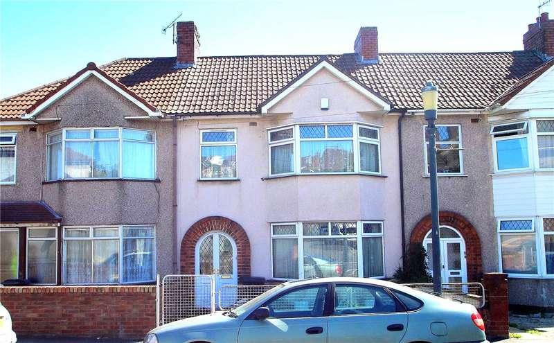3 Bedrooms Terraced House for sale in Aylesbury Road Bedminster BRISTOL BS3