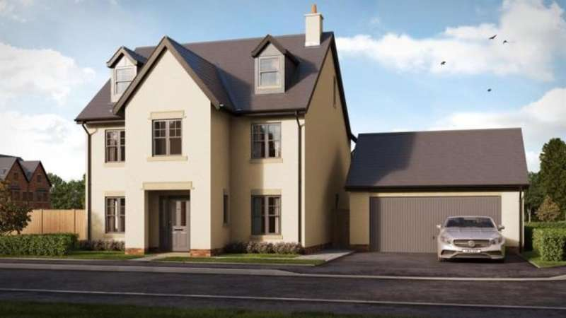 4 Bedrooms Property for sale in Usk Field, Llanishen, Cardiff