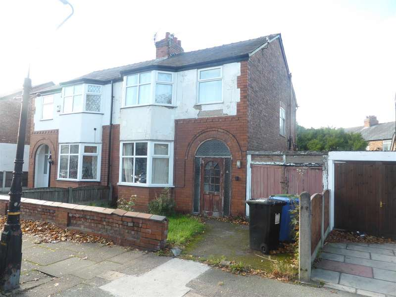 3 Bedrooms Semi Detached House for sale in Westwood Road, Stretford, Manchester