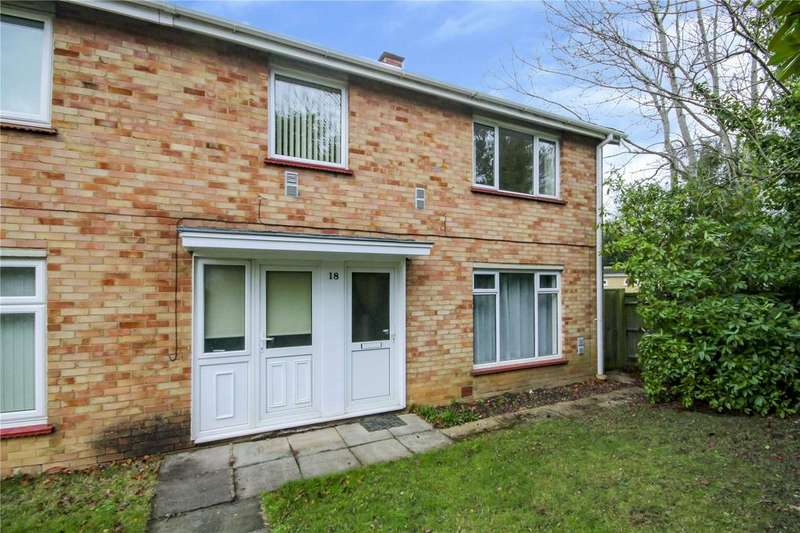 3 Bedrooms End Of Terrace House for sale in Crowthorne Road North, Bracknell, Berkshire, RG12
