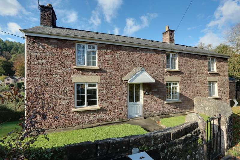 4 Bedrooms Detached House for sale in New Road, Blakeney, Gloucestershire, GL15