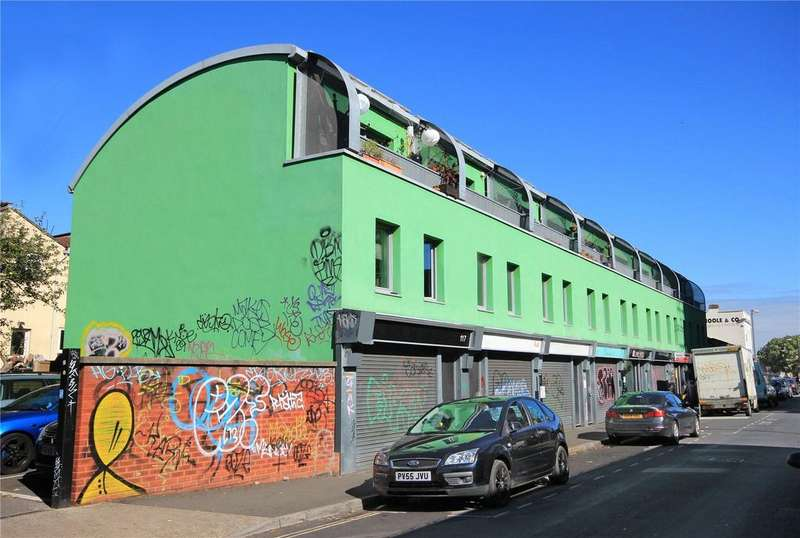 2 Bedrooms Maisonette Flat for sale in Wilder Street, St. Pauls, Bristol, BS2