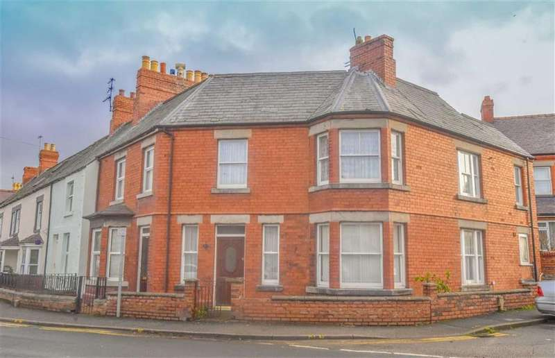 2 Bedrooms End Of Terrace House for sale in Lenten Pool, Denbigh, Denbigh