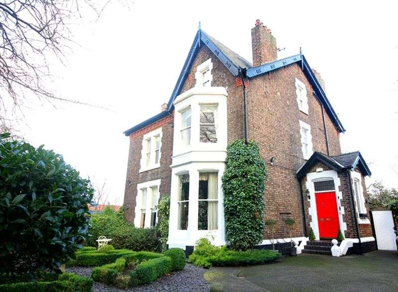 7 Bedrooms Property for sale in Sands Road, Mossley Hill, Liverpool, L18