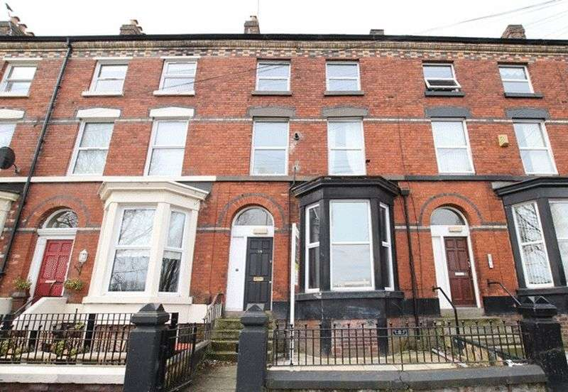 6 Bedrooms Property for sale in Botanic Road, Wavertree, Liverpool, L7